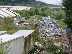 Waste mountain company guilty over 2000-ton rubbish mound