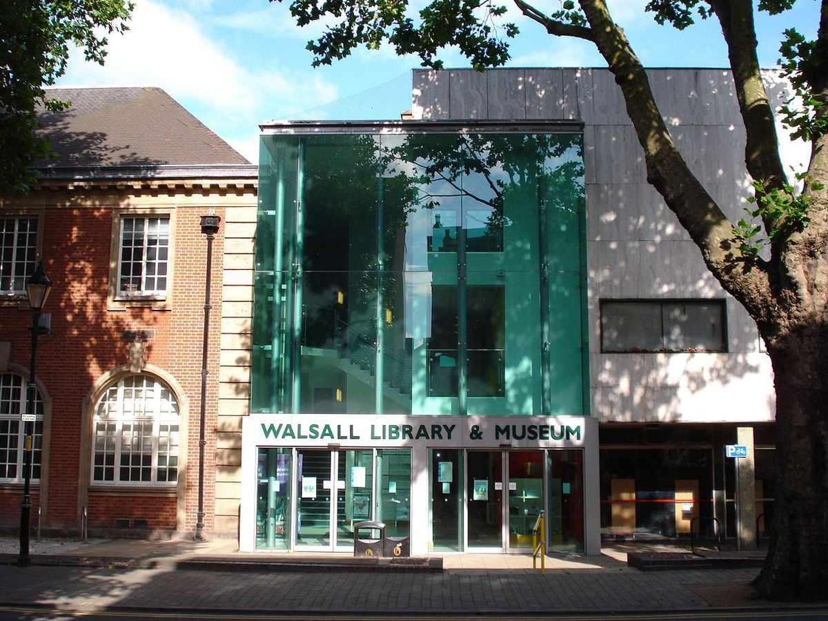 Walsall's Central Library to shut for 10 months in £4.3m revamp