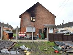 Christmas Eve house fire sees 40 homes evacuated