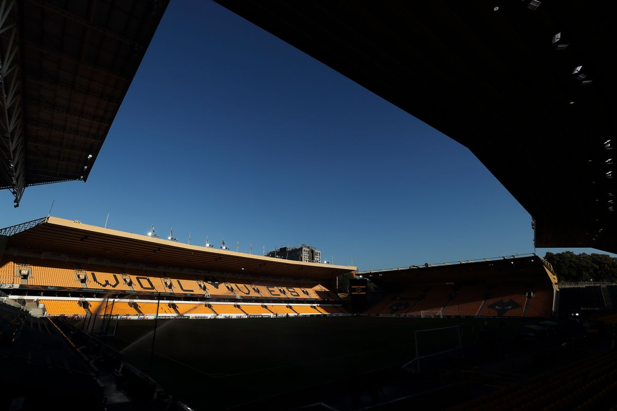 A general view of Molineux. (AMA/Sam Bagnall)
