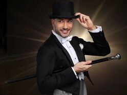 Strictly star Giovanni Pernice to perform in Stafford
