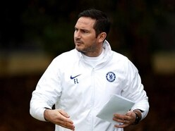 Frank Lampard won't talk to out-of-contract players until January