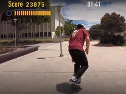 Tony Hawk fans recreate skateboard video game in real life