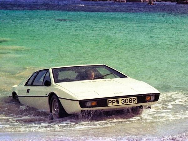 The best James Bond cars that aren't Aston Martins