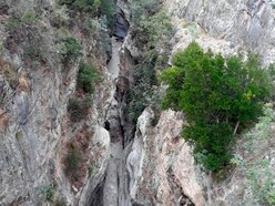 Five killed as flash flood hits hikers in Italian gorge