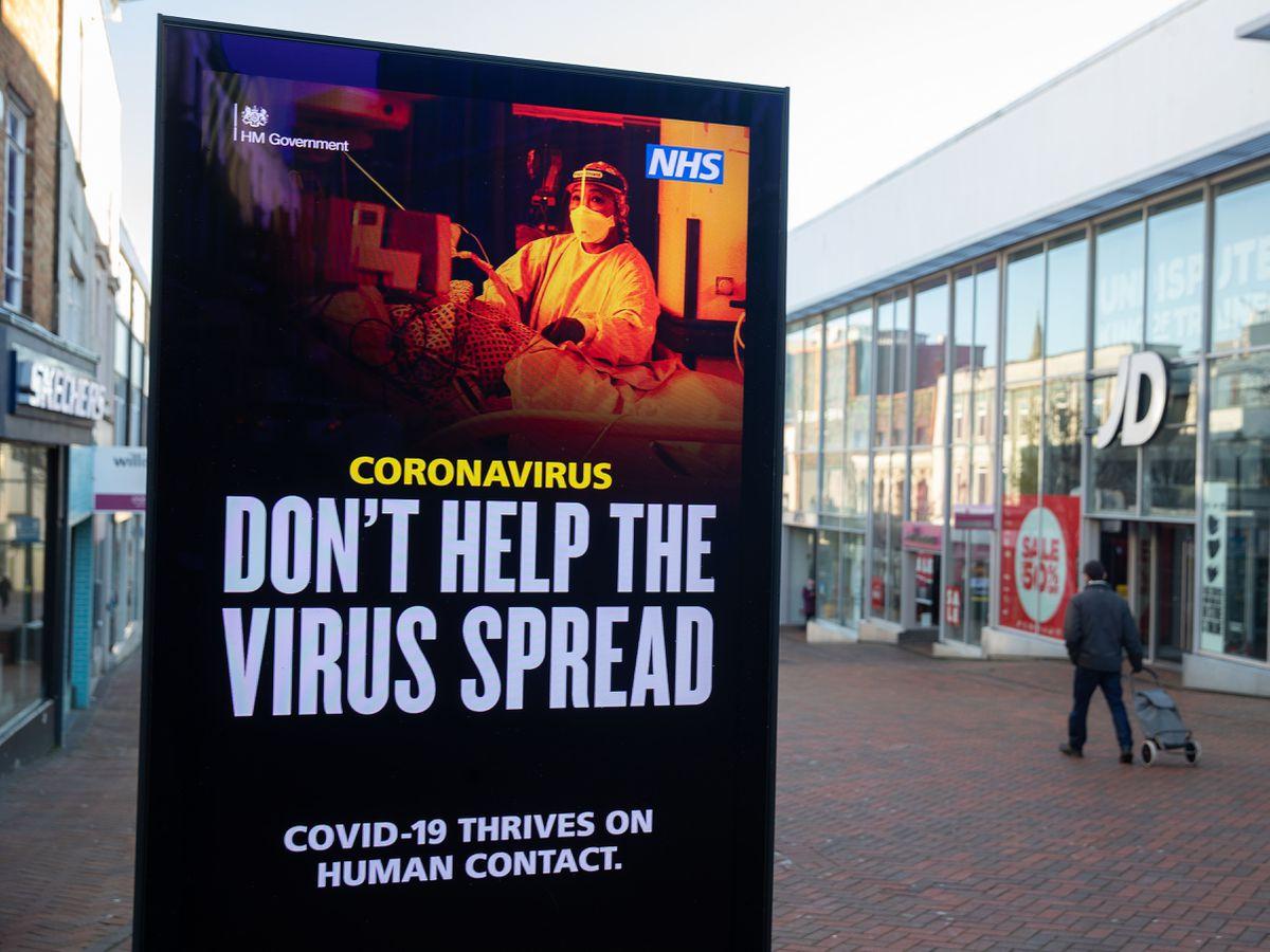 The New UK Coronavirus Mutation 'May Be More Deadly,' Says British PM