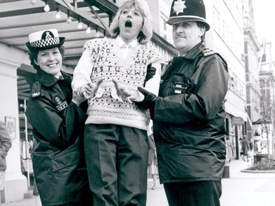 Wolverhampton Grand at 125: Arresting sight outside theatre