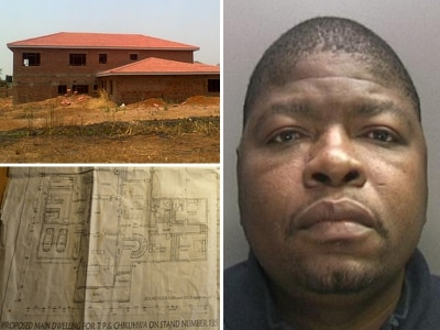 Bilston forger built mansion in Zimbabwe while raking in thousands from fake marriages and benefits scam