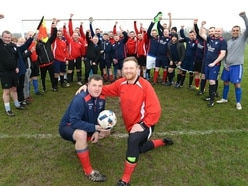 Walsall charity football match raises funds for Birmingham Children's Hospital