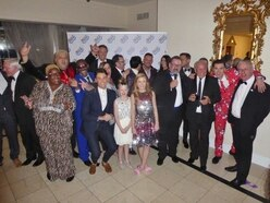 Balls to Cancer: Stars turn out for charity ball in Wolverhampton