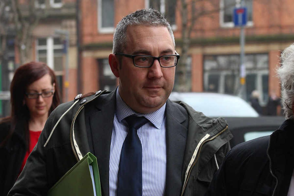 Guilty: Staffordshire police officer engaged in sexual activity while on duty