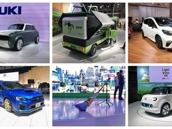The weird and wonderful debutants at the Tokyo Motor Show