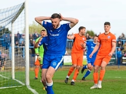 Signs of hope amid the gloom as Halesowen Town prepare for relegation