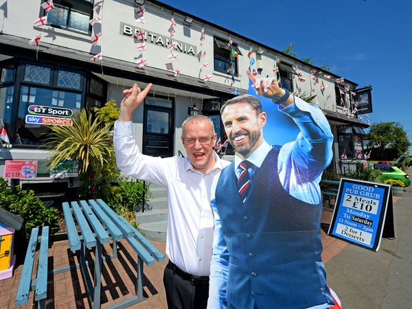 Manager Wayne Etheridge said the pub was working at a third of its capacity, but was still ready for the tournament