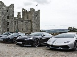 Joining a supercar convoy through the Yorkshire Dales