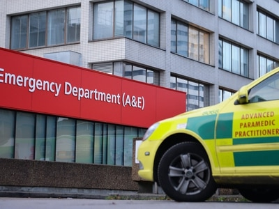 Assault victims admitted to hospital 79 times every day in England last year