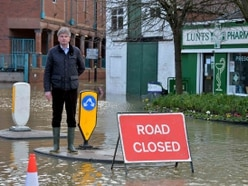 Shrewsbury MP calls on minister to make more money available for flood defences