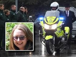 RIP Gemma: Final farewell to student paramedic killed in motorbike crash