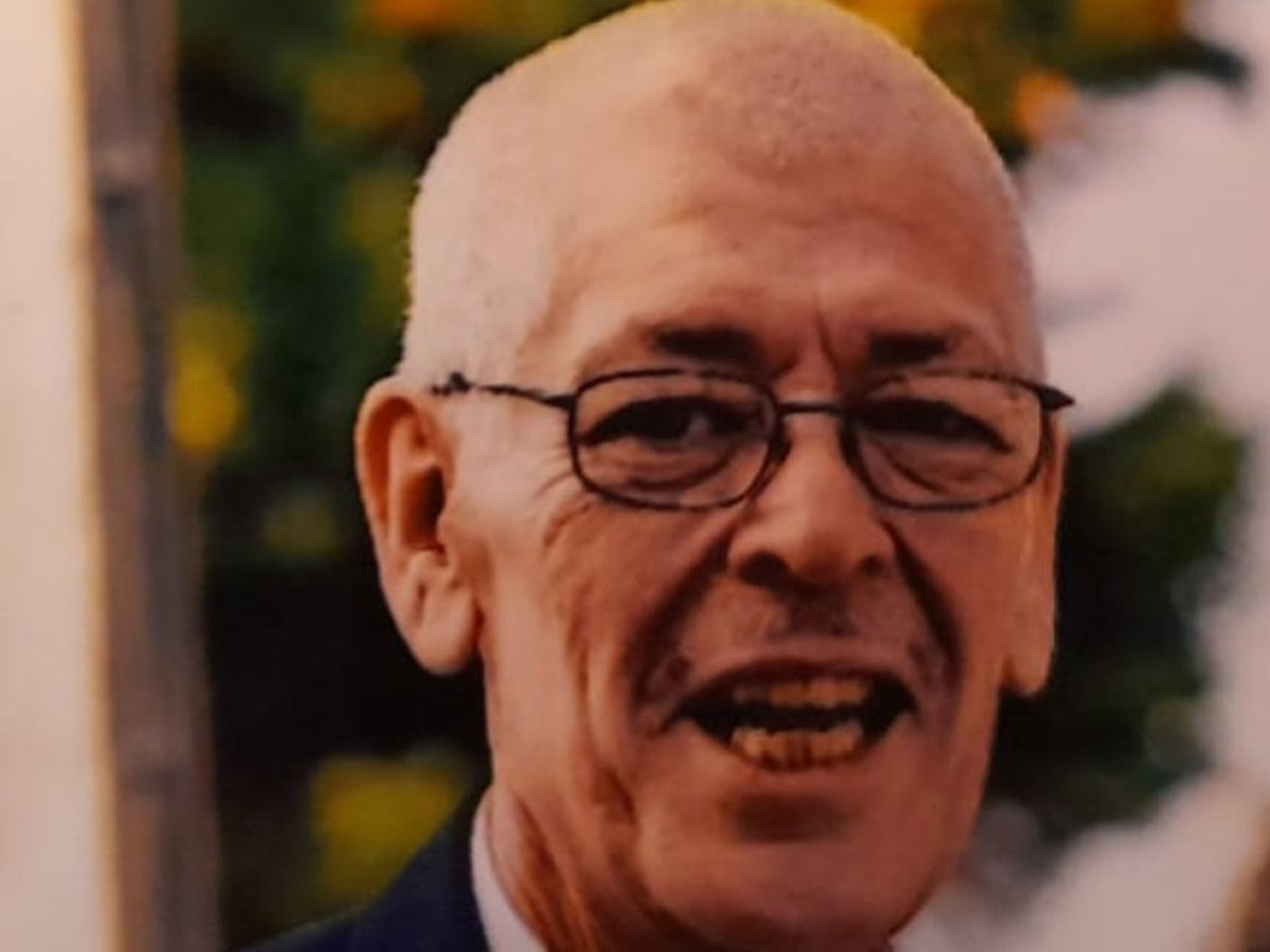 Barry Bastable was aged 64 when he died