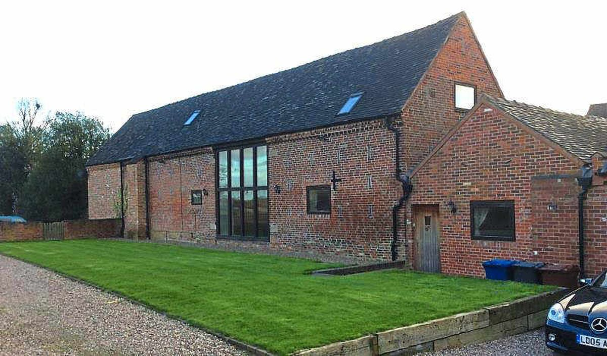 The Grange in Lichfield is one of the most expensive at £275k