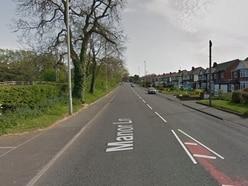 Former army marksman grabbed 'gun' in road rage row