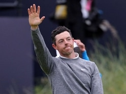 McIlroy bowled over by surge of support but birdie charge comes up short