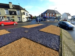 'Gateway' roundabout in Burntwood being revamped