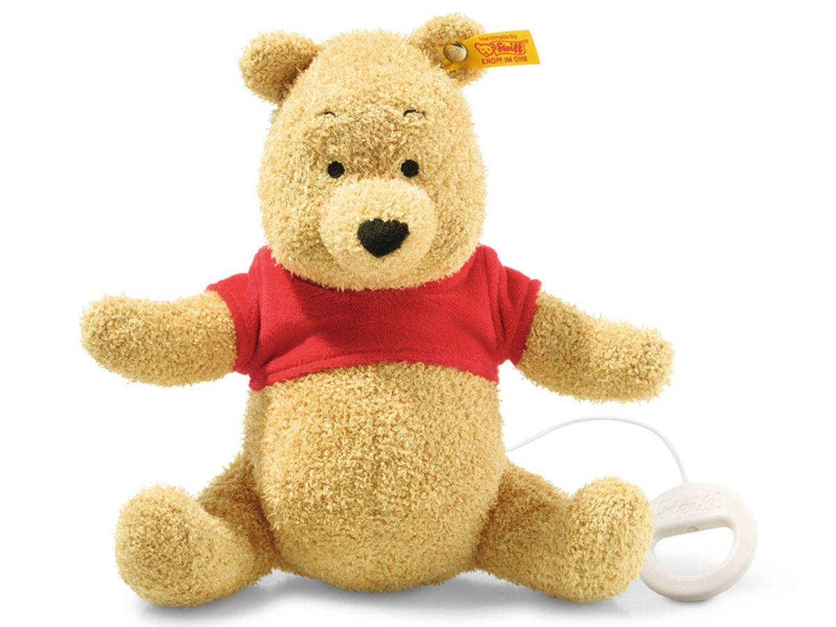 Steiff Winnie The Pooh Music Box