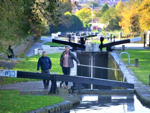 The locks have been part of the area since the 18th century and currently work as part of the Dudley No.1 Canal