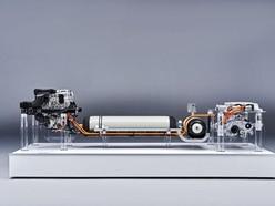 BMW releases hydrogen powertrain details