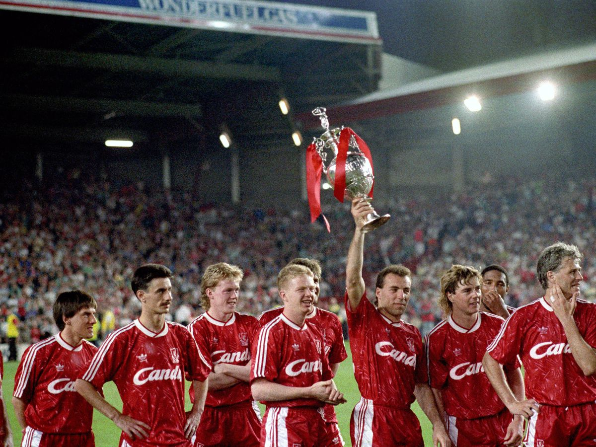 Liverpool's last league title came in 1990