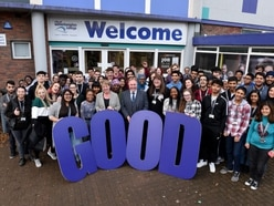 City of Wolverhampton College praised by Ofsted