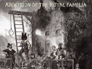 The artwork for The Orb's Abolition Of The Royal Familia by Pure Evil