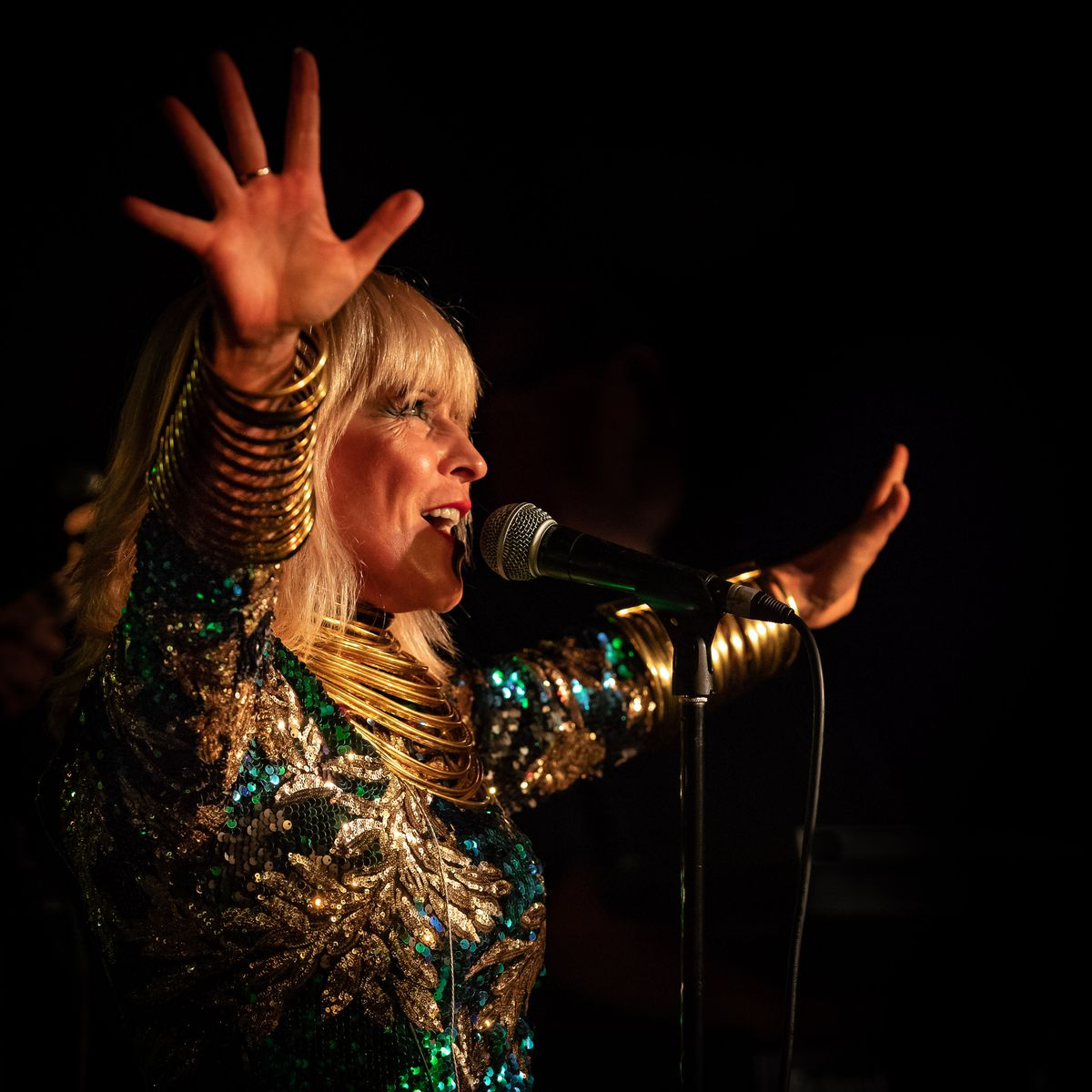 Toyah Wilcox. Pictures by: Dave Cox