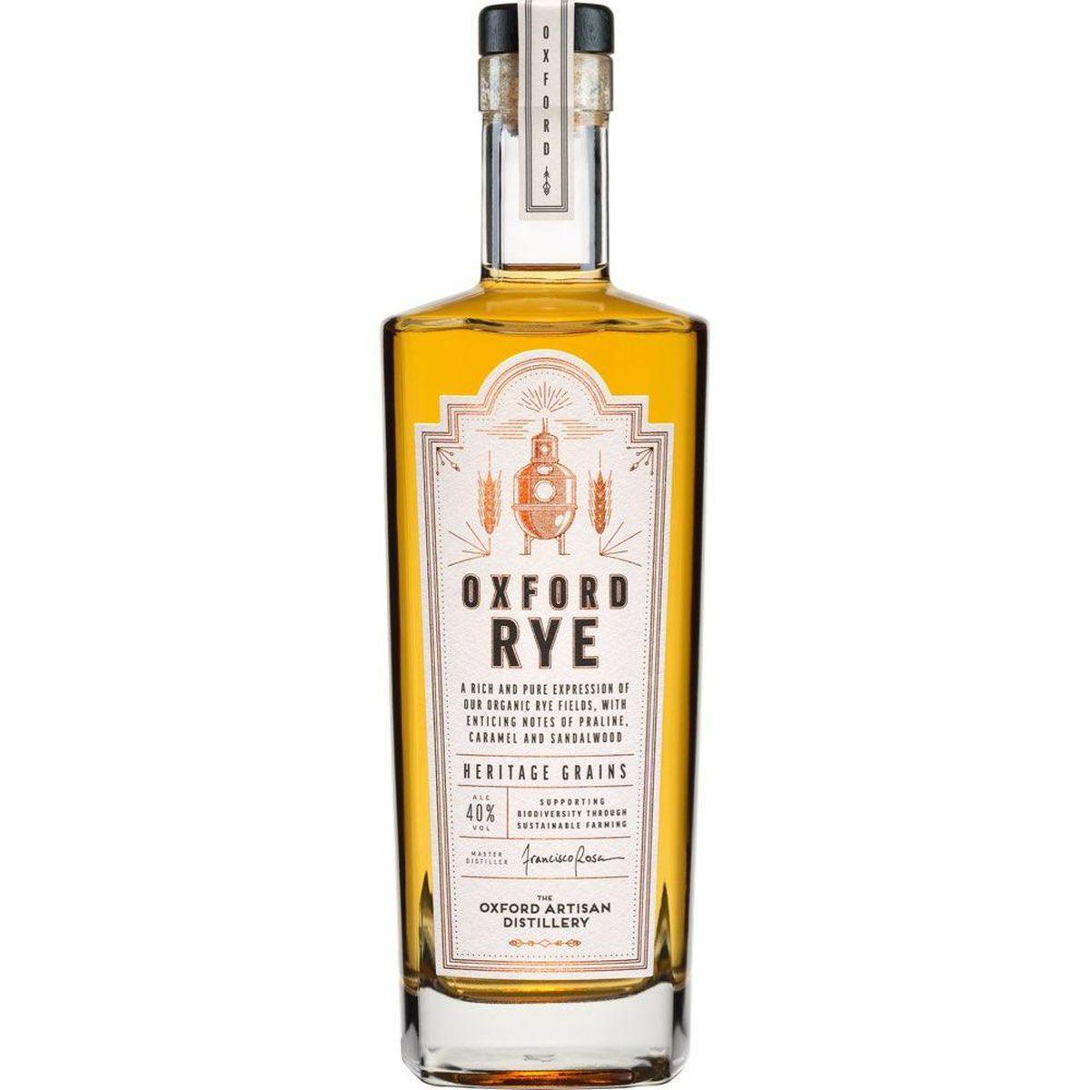 Oxford Rye Whiskey