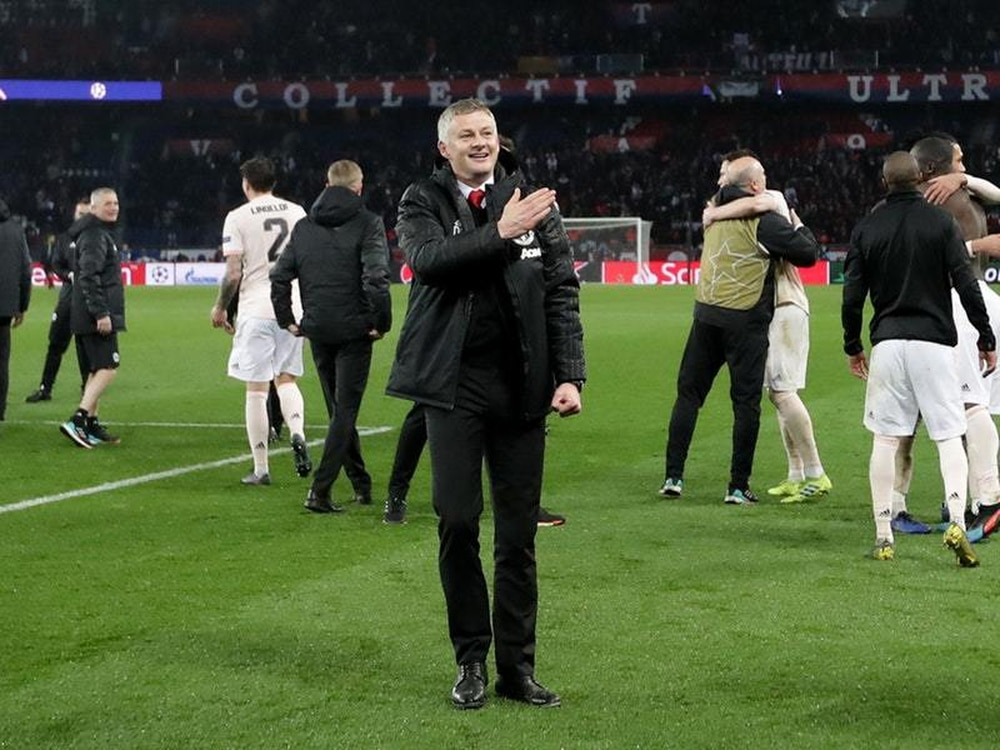 Mourinho praises Solskjaer as Manchester United continue turnaround with 'incredible' PSG victory