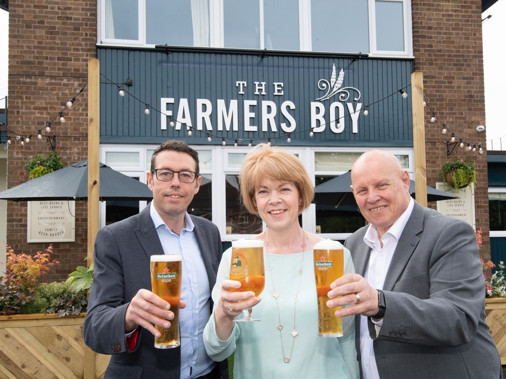 15 new jobs after Rushall pub revamp
