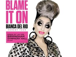 Bianca Del Rio talks Joan Rivers, RuPaul's Drag Race and her new show ahead of Birmingham performance