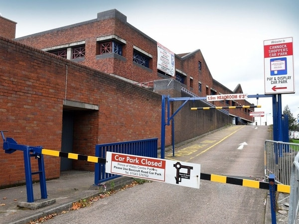 'Dangerous and eyesore' car park could be demolished in Cannock