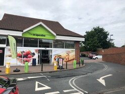 Masked thieves with machete raid Dudley Co-op store