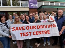 Instructors call for new Cannock driving test centre