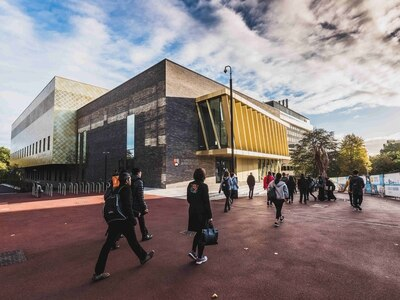 University of Birmingham's £40m Collaborative Teaching Laboratory welcomes first students