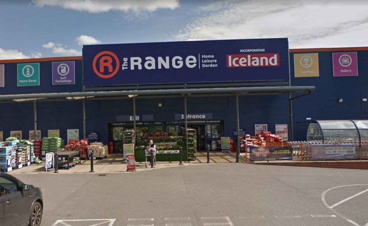 The Range in Willenhall. Photo: Google Street View