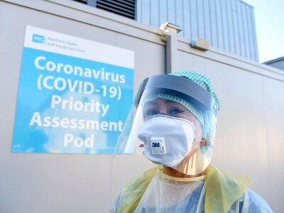 Two more coronavirus deaths in Northern Ireland
