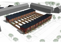 Plans for next phase of Wolverhampton estate transformation lodged