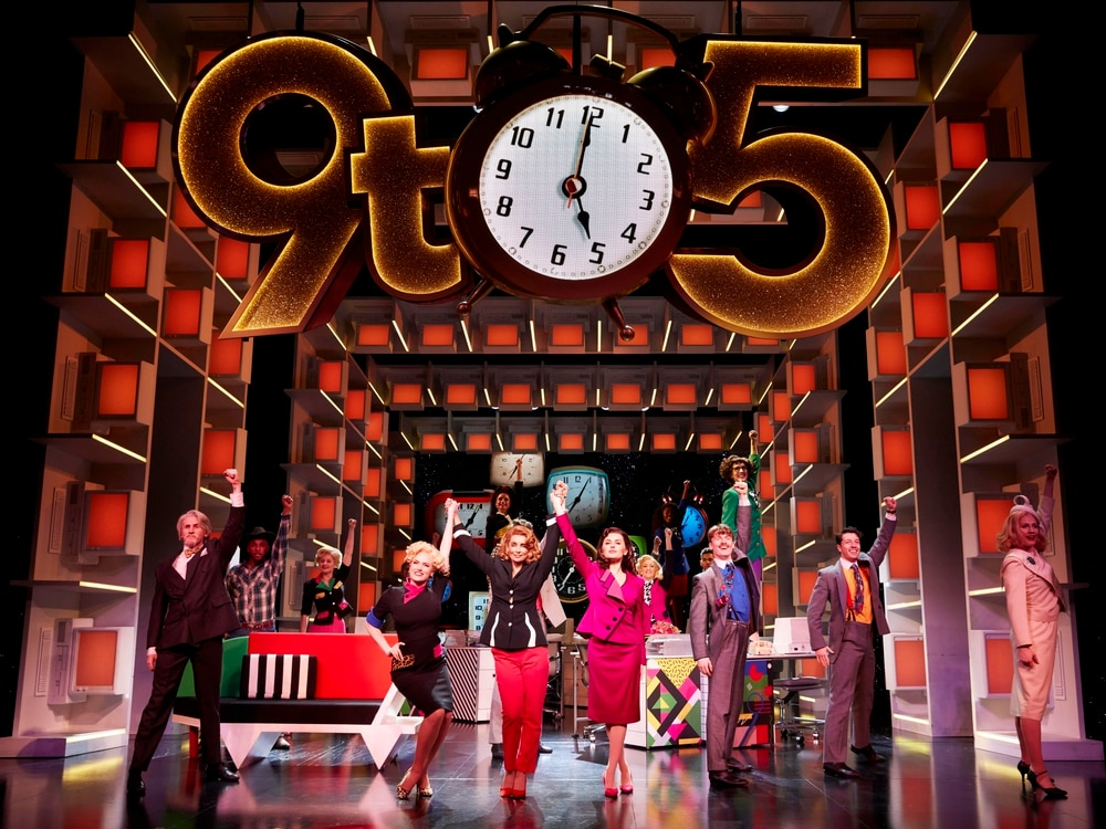 Image result for 9to5 the musical