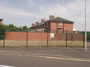 The proposed location, as seen in planning documents submitted to Sandwell Council