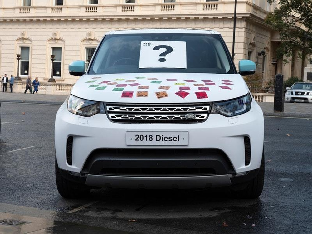 JLR becomes first manufacturer to submit cars for new independent emissions test