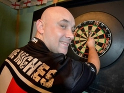 Jamie Hughes is aiming to match Glen Durrant