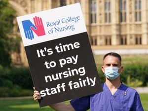 Is the three per cent NHS pay rise enough?